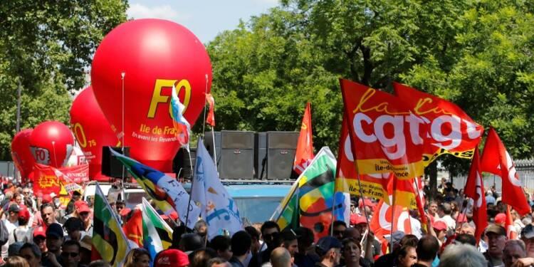 La CGT et FO veulent maintenir la pression sur la loi Travail