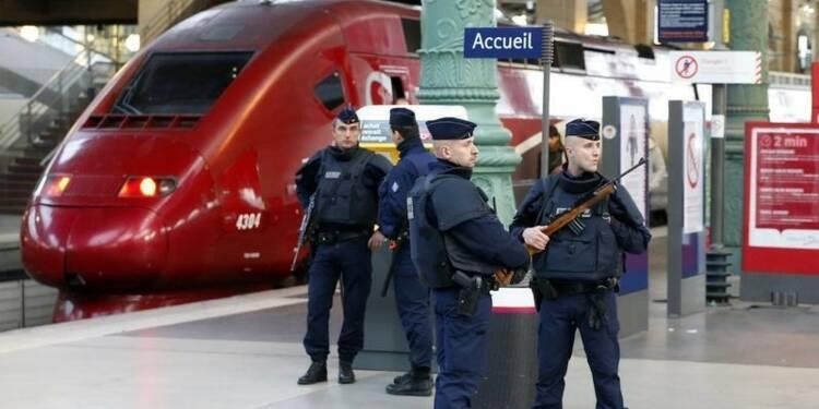 Menace toujours importante sur les gares parisiennes