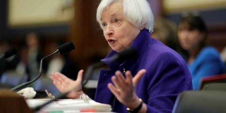 Janet Yellen évoque de nouveaux outils en cas de récession