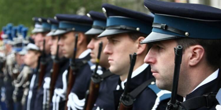 La hausse des r mun rations des policiers et des gendarmes - Revalorisation grille indiciaire gendarmerie ...