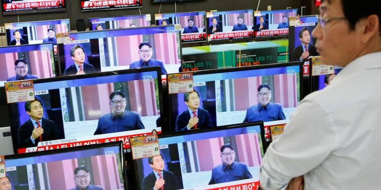 Pyongyang dit avoir mené son 5e et plus puissant essai nucléaire