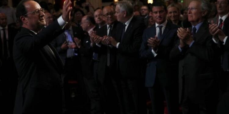 """""""Petite musique de campagne"""" à gauche, en attendant Hollande"""