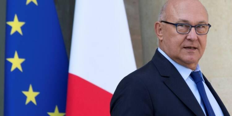 La croissance revue à 1,4% pour 2016 en France, annonce Sapin
