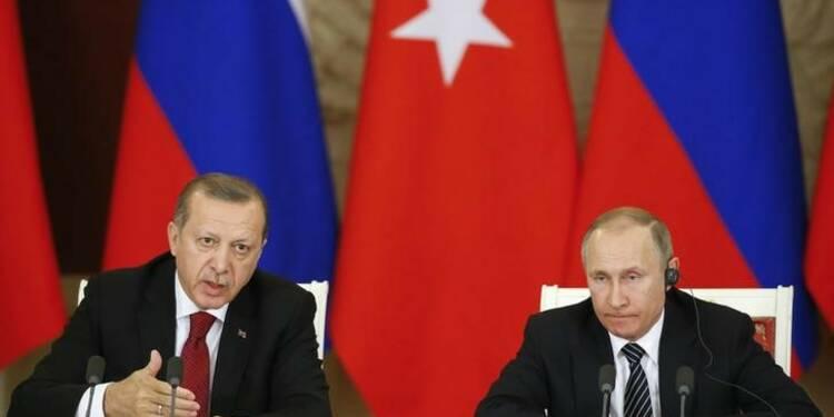 La Turquie veut une coopération militaire avec la Russie en Syrie