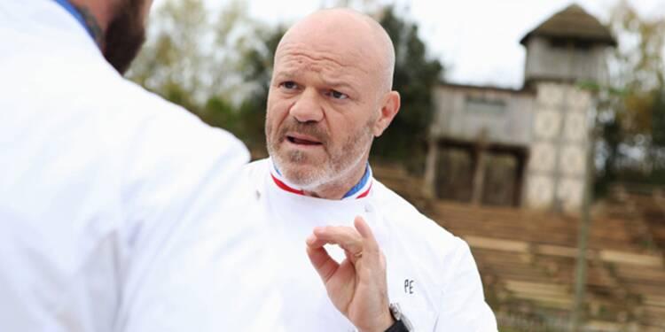 Philippe Etchebest, chef en cuisine et à l'écran : «Il suffit de se parler pour éteindre le feu !»