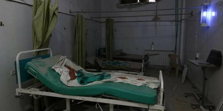 Syrie: l'armée avance au nord d'Alep, les hôpitaux près du chaos