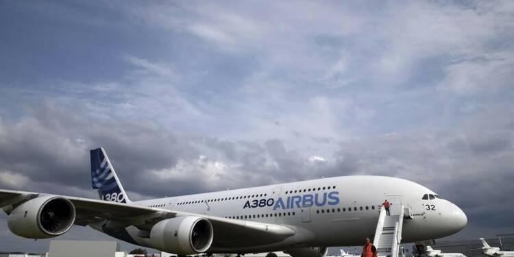 United Continental exclut d'acquérir des Airbus A380