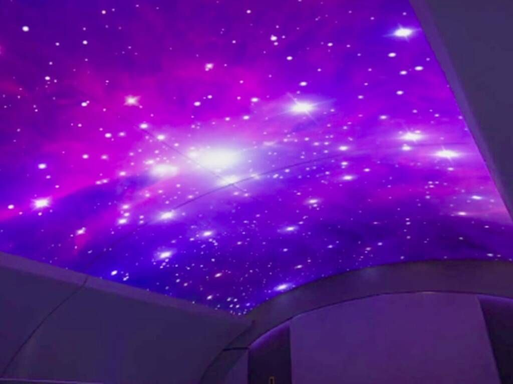 Le projet de boeing pour vous faire dormir la belle toile en plein ciel - Bulle pour dormir a la belle etoile ...