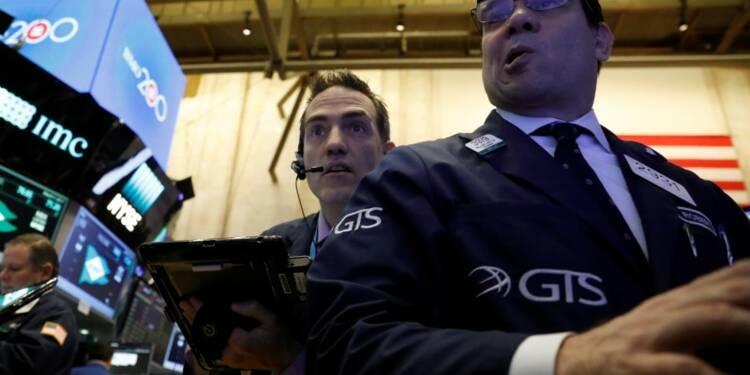 Wall Street rassurée par le calendrier confirmé de la Fed
