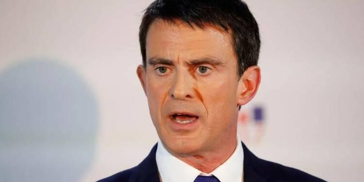 L'ancien PM Manuel Valls veut être candidat de la