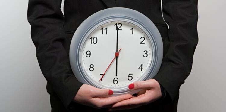 Le manque de temps, une fatalité pour 7 salariés sur 10
