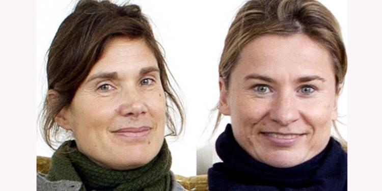 Diane Puppinck et Stéphanie Dubrule : elles habillent vos caissons Ikea