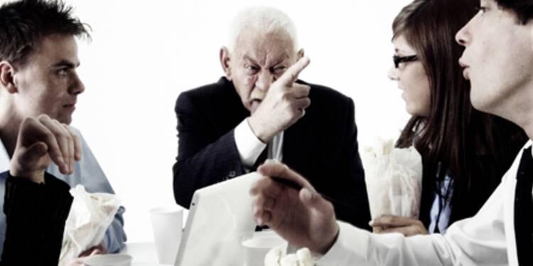 Les brutes dans l'entreprise... à ne pas confondre avec les pervers narcissiques