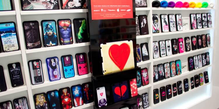 The Kase : ses coques personnalisables pour smartphones et tablettes font un maheur