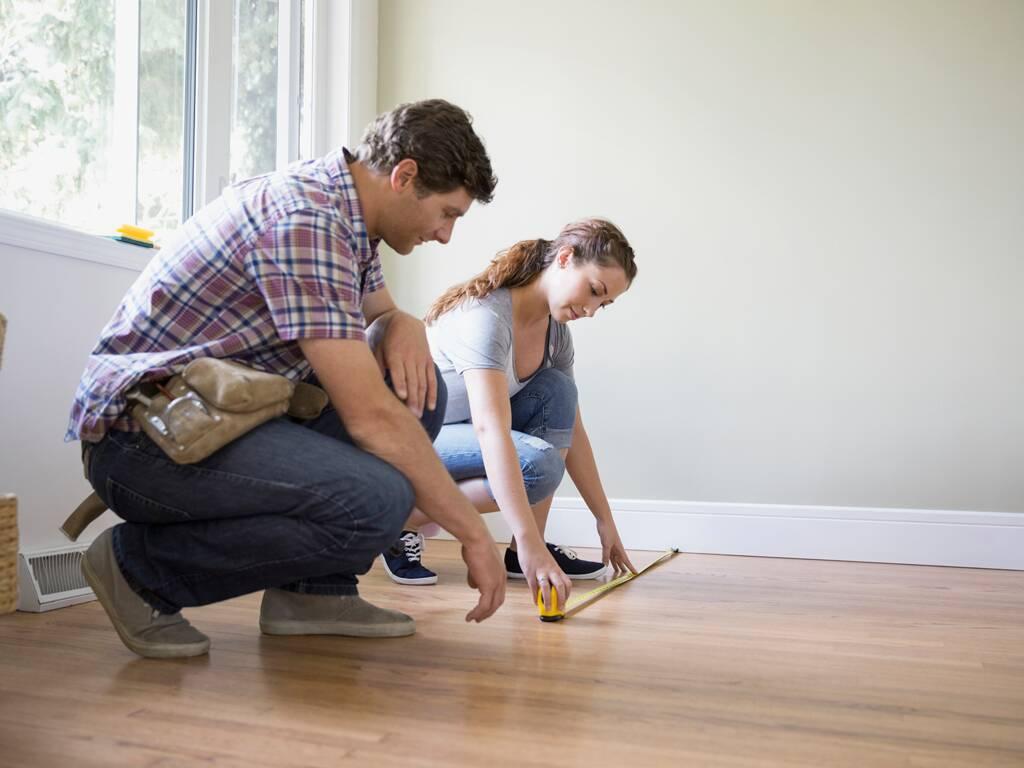 Loi carrez un calcul pour une surface du logement au carr - Calcul surface utile bureaux ...