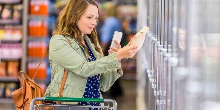 Comment l'étiquette du futur va révolutionner nos courses