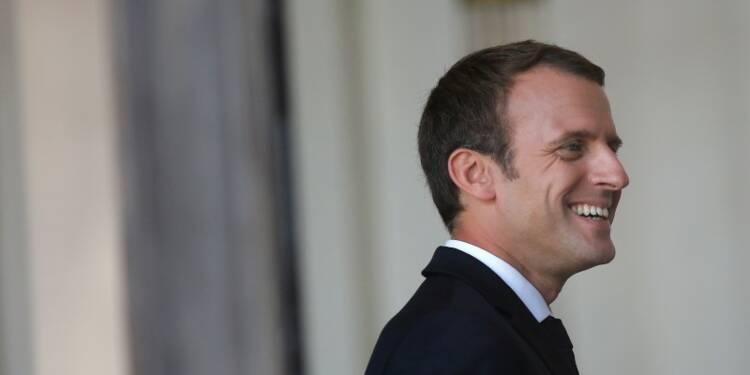Macron face à l'inquiétude des élus sur la taxe d'habitation