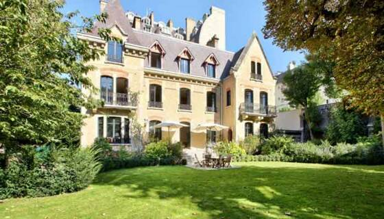 Hotel Particulier Villa Des Ternes