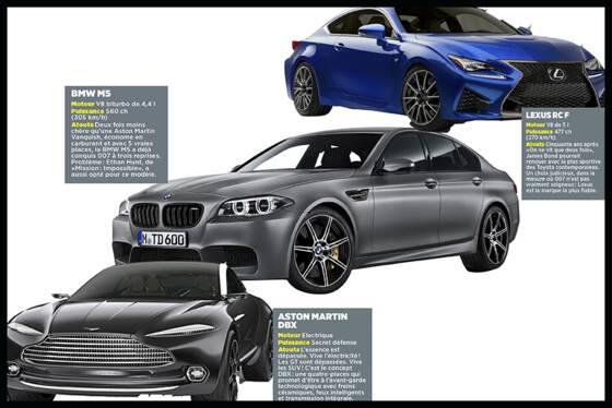 les plus belles voitures de bond et celles qu 39 il devrait. Black Bedroom Furniture Sets. Home Design Ideas