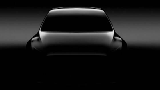Tesla présente son futur SUV, le Model Y